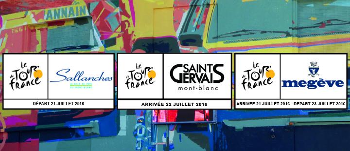 TOUR DE FRANCE / ÉTAPE DU TOUR