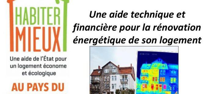Rénovation énergétique des logements : aides financières et techniques