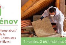 Rénovation énergétique : alerte aux démarchages abusifs au nom de la CCPMB