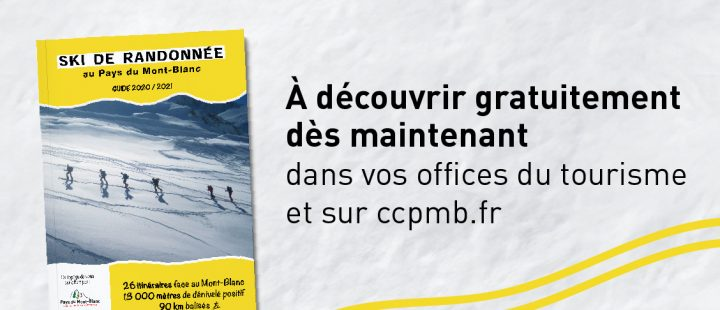 SKI DE RANDONNÉE : un guide intercommunal