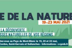 Fête de la Nature : un programme spécial