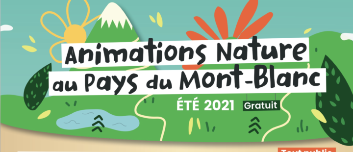 Programme animations nature – 2021